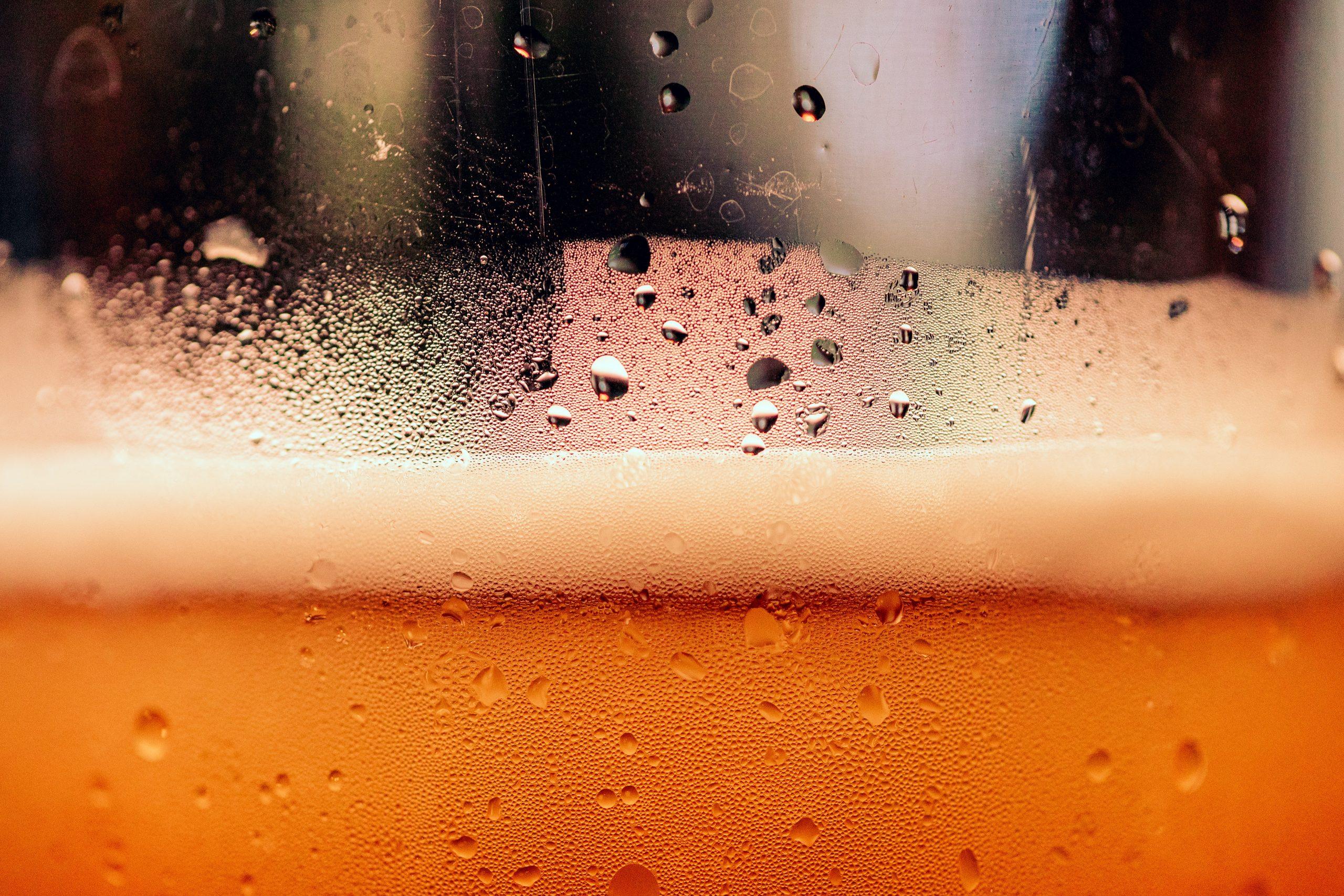 일상을 잠시 내려놓고 맥주를 마시기 좋은 시간